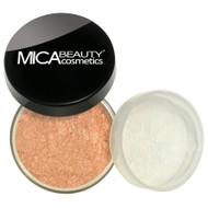 Mica Beauty Loose Powder Mineral Face & Body Bronzer FB-4 Light Kisses