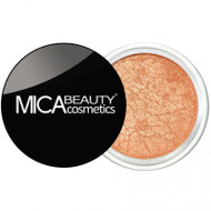 Mica Beauty Mineral Shimmer Eye Shadow - Vibrant Colors #13 Coral Reef