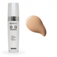 Mica Beauty 5-in-1 Skin Perfecting Flawless BB Cream - Light