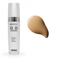 Mica Beauty 5-in-1 Skin Perfecting Flawless BB Cream - Dark