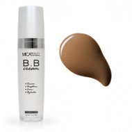 Mica Beauty 5-in-1 Skin Perfecting Flawless BB Cream - Chocolate