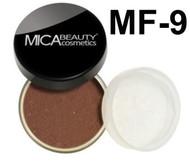 Lot 3 Items: 2x Mica Beauty Foundation Mf-9  +Itay Mineral  Premium Kabuki Brush