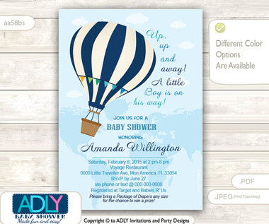 ADLY Invitations And Digital Party Designs