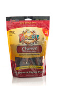 FALL  $AVINGS Poochie Mini Triple Braided Chews - Beef, Bacon & Cheese - 10 Pack - SPECIAL: Buy 12 Bags & get 13th  Bag FREE!  (Value of $12.99)