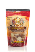 Poochie Chicken On A Bone -  5 Pack Mini Bones _ SPECIAL: Buy 12 Bags, get One Bag FREE! (Value of $6.99)