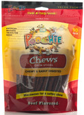 Poochie Beef Chew Sticks Value Pack  - 50 Pack