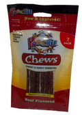 Beef  Flavored  Chewy  Sticks - 7 Pack