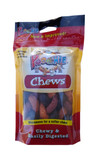 Beef, Bacon & Cheese  Mini Triple Braids Dog Treats- 3 Pack