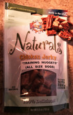 Natural Chicken Jerky Training Nuggets  5.5oz