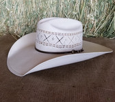 "Stetson Natural Straw ""Pathfinder"" Cowboy Hat (in-store-only)"