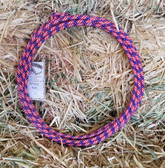 Buckaroo Leather Products Rope Kids Red White Blue