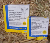 Pfizer Bovi Shield Gold, Respiratory Vaccine For Calves, 10 Dose