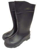 Servus Black Rubber Boots Mid Calf, Sizes 4-13, (In Store Only)
