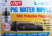 Lixit L-80 Water Nipple for Pigs