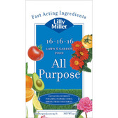 Lilly Miller All Purpose Fertilizer 16-16-16, 20 lb. IN STORE ONLY