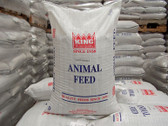 King Brand Chick Starter Crumble Medicated 20% Protein Feed, 50 lb. (For Poultry)