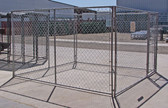 Behlen Dog Kennel (Chain Link) 10 ft. X 10 ft. and 6 ft. tall (IN Store Only)
