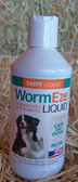 Durvet WormEze Canine & Feline Anthelmintic Liquid (wormer) 8 fl. oz.