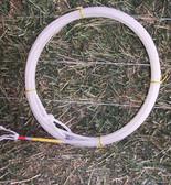 Mojo Heel Ropin' Rope, 142v, Med Soft, 36 ft