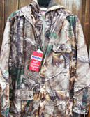 Wrangler Men's Hooded Camouflage Jacket, Sizes S - XXXL (in store only)