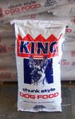 King Brand Chunk Style Dog Food, 40 lb.