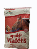 Apple Horse Waffer Treats, SUPPLEMENT, 25 lb. (For Horses)