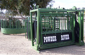 Powder River Heavy Duty Rancher XL Stabilizer, Self Catching Chute (IN STORE ONLY)