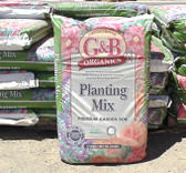 planting mix .GB 2 cu. ft.
