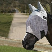 Professional Choice Fly Mask with Ears (for average sized horses)