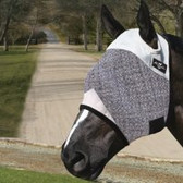 Professional Choice Fly Mask without Ears (for average sized horses)