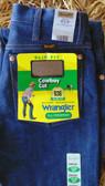 Wrangler Men's 936DEN Slim Fit Cowboy Cut Jeans