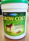 Farnam Grow Colt, first year supplement for baby equine, 3 lb.
