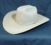 Resistol Men's Felt Hat, The Great American Bison, 20 Stone, Spotter B, 4 1/4 inch brim (Available in Store Only)