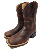 Ariat Men's Boots, Sport Wide Square Toe, Color Distressed Brown (Available In Store)