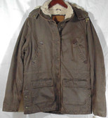 Outback Trading Company Men's Canyonland Cloth Jacket, Brown, Size Large (In-Store-Only)