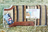 "Weaver All Purpose Built Up Saddle Pad for Horses,  32"" x 32"""