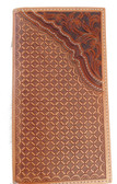 Nocona Rodeo Wallet/Check Book Cover