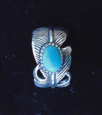 Montana Silversmiths Sterling Silver Turquoise Ring (In-Store-Only)