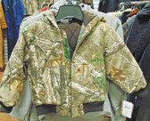 Carhartt Kid's Camouflage Hooded Jacket, Size S (In-Store-Only)