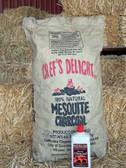 Mesquite Charcoal, 40 lb
