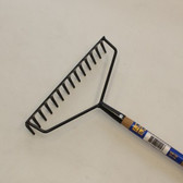"The Organic Co. 14 Tine Bow Rake, 48"" Handle"