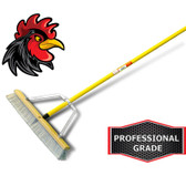 R.R. Professional Quality Tools Heavy Duty Push Broom (K.C.)