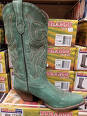 Durango Women's Fashion Boot, green (in-store-only-pru)