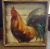 Rooster Home Decor' Wall Hanging