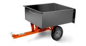 9 Cu.Ft. Steel Dump Cart