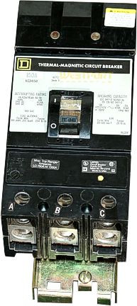 Refurbished KC34150 gray label model, 150 Ampere