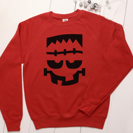 Personalised 'Halloween' sweatshirt