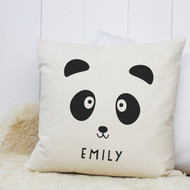 Personalised 'Panda' Cushion