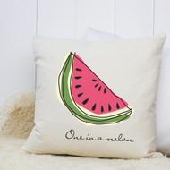 Personalised 'Fruit' Cushion