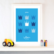 Personalised The Prince Poster